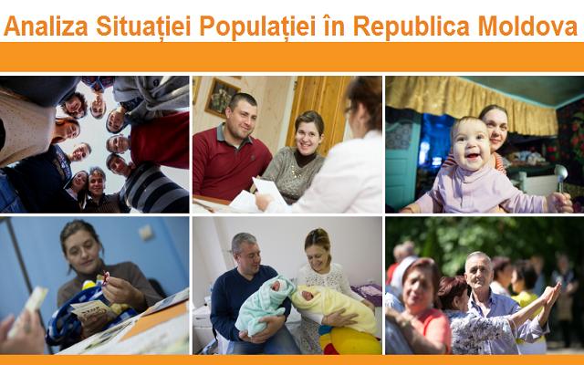 Analiza Situației Populației în Republica Moldova